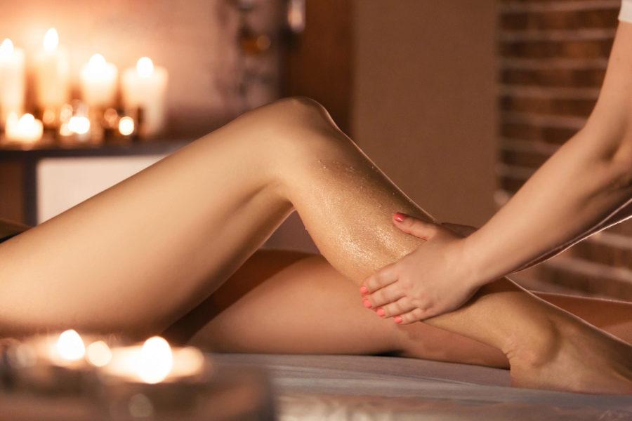 Teilmassage - Rücken oder Beine - im bulabana