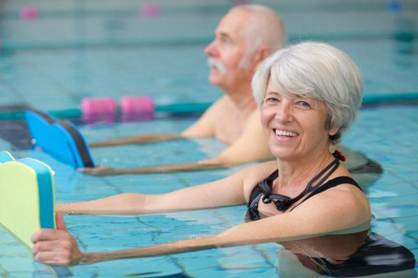 Aquafitness - Senioren Jogging im bulabana Naumburg