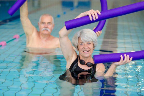 Aquafitness - Senioren Aerobic im bulabana Naumburg